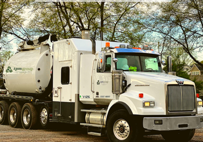 TPM Adds New Hydro Excavation Trucks to Fleet