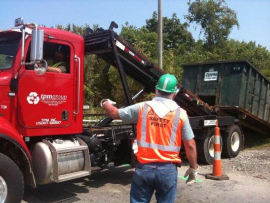 Rail Road Remediation / Roll Off Box Services